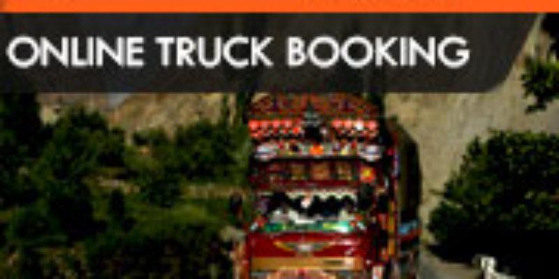 Online Truck Booking in Pakistan