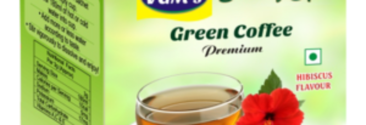 Green Coffee Hibiscus flavour extract in Coimbatore – VGM Health Care