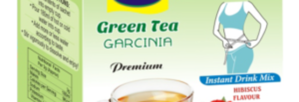 Green Tea with Garcinia Hibiscus Flavour in Coimbatore – VGM Health Care