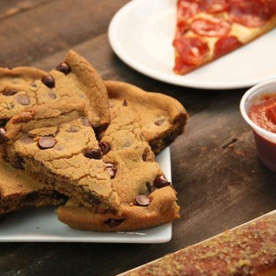 Dino's Tomato Pie