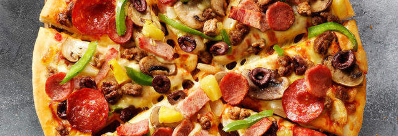 Amante Pizza & Salad